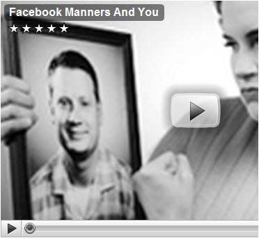 Do you have good Facebook manners?