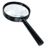 Learn One Thing from Mary Gillen Magnifying Glass