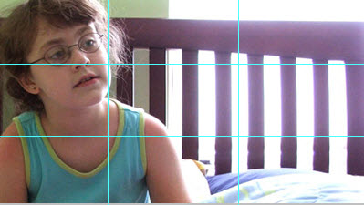 Learn One Thing from Mary Gillen: Online Video: the Rule of Thirds
