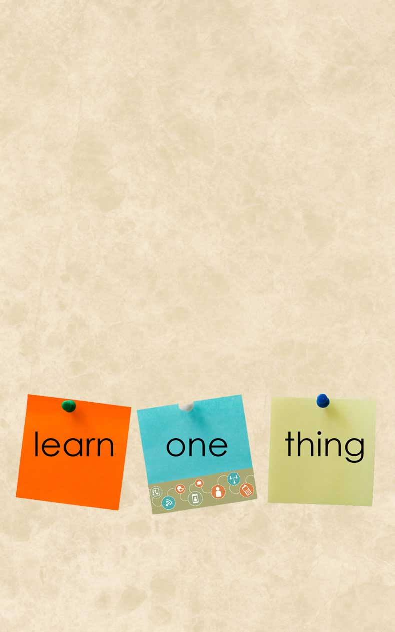 Image of Learn One Thing Logo