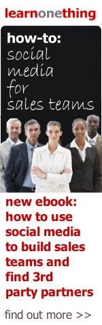 New eBook: Social Media for Sales Teams - Bob Brown and Mary Gillen